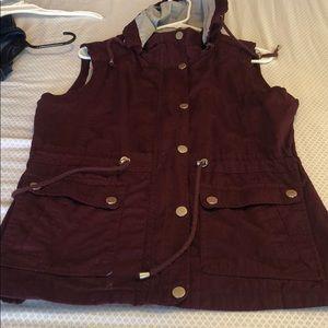 YMI vest jacket